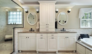 Get a new bathroom with our home improvement services in Lynnwood, WA.