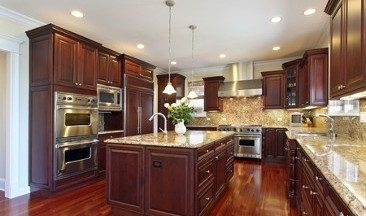 Get a new kitchen with our home remodeling services in Lynnwood, WA.